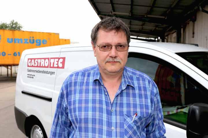 Gt Berlin - Servicemonteur Axel